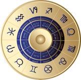 horoskop Royaltyfri Bild