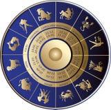 Horoskop Lizenzfreie Stockfotografie