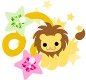 Horoskop ~Leo~ Stockfoto