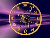 horoskopzodiac Fotografering för Bildbyråer