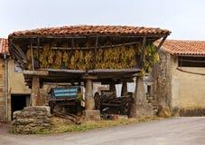 Horreo em Luces Foto de Stock Royalty Free