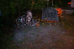 Horreur, concept de Halloween Photo libre de droits