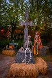Horreur, concept de Halloween Images libres de droits