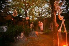 Horreur, concept de Halloween Image stock