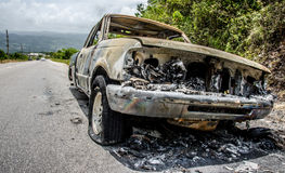 Free Horrible Car Accident Stock Images - 25383854