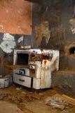 Horrible stove Stock Photos