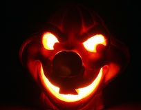 Horrid Halloween Hobgoblin Stock Photography