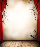 Horror background Royalty Free Stock Photography