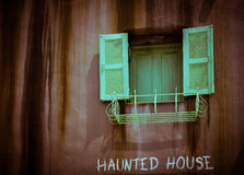 Horror Background For Halloween Royalty Free Stock Photos