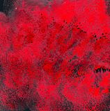 Horror bloody abstract terrifying scan art. Concept. modern creativity. creepy background Royalty Free Stock Photo