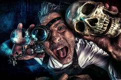 Horror Royalty Free Stock Photo
