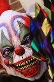 Horror clown Royalty Free Stock Photo
