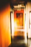 Horror corridor Royalty Free Stock Photos