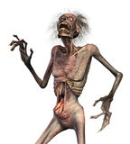 Horror del zombi Fotos de archivo