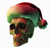 Horror do Natal Foto de Stock