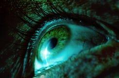 Horror eye Royalty Free Stock Photos