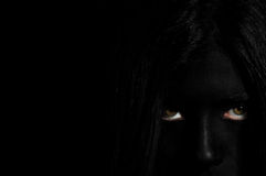 Horror - Freaky fotografia de stock royalty free