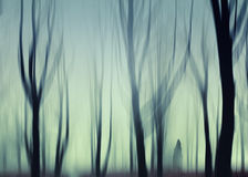 Horror Halloween Abstract  background. Stock Photo