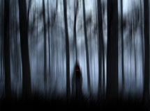 Horror Halloween Abstract  background. Royalty Free Stock Photo