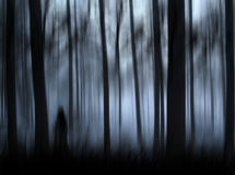 Horror Halloween Abstract  background. Royalty Free Stock Image