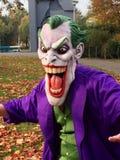 Horror halloween man Royalty Free Stock Image