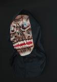 Horror maska dla przyjęcia Obrazy Royalty Free