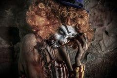 Horror movie Royalty Free Stock Image