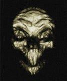 Horror oscuro Visionn Imagen de archivo