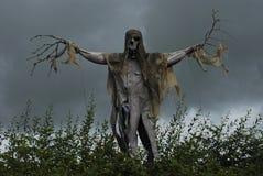 Horror scarecrow festival Royalty Free Stock Photos