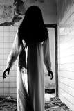 Horror scene stock image