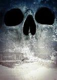 Horror Skull Royalty Free Stock Photo