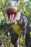 Horror Tyrannosaurus Rex Royalty Free Stock Photos