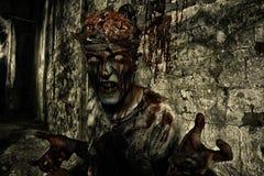 Horrorfilm stockbild