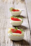 Hors d'oeuvres Stock Photography