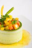 Hors-d'oeuvres végétarien Photographie stock libre de droits