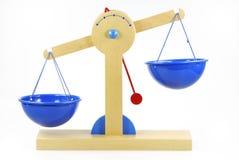 Hors de l'équilibre Image libre de droits