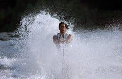 Hors de l'eau photographie stock