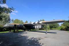 Horsa Glider, Normandy Royalty Free Stock Photography