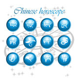 Horóscopo chino Fotos de archivo