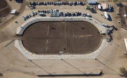 Horse Arena Royalty Free Stock Photos