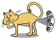 Kitty stock illustration