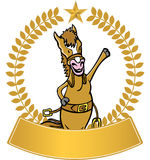 Horse - banner Royalty Free Stock Photography