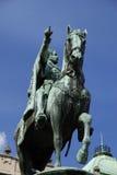 Horse, Belgrade, Serbia royalty free stock images