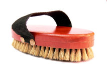 Horse brush Royalty Free Stock Image