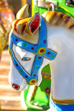 Horse of a carousel Stock Image