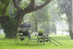 Horse carriage Stock Photography