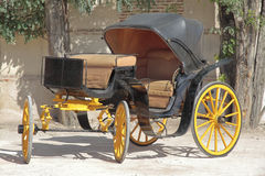 Horse carriage Royalty Free Stock Photography