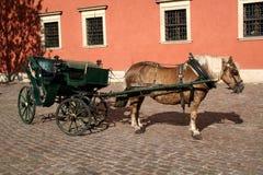 Horse and Cart Stock Photos