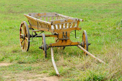 Horse cart Stock Image