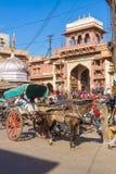 Horse cart in Jodhpur Stock Image